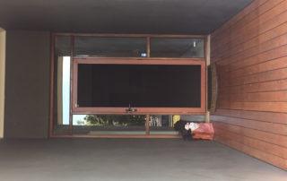 Door Cedar