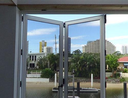 Crimsafe doors in Brisbane