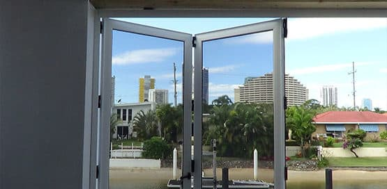 Crimsafe doors in Brisbane
