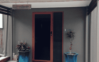 Securelux Hinge Doors