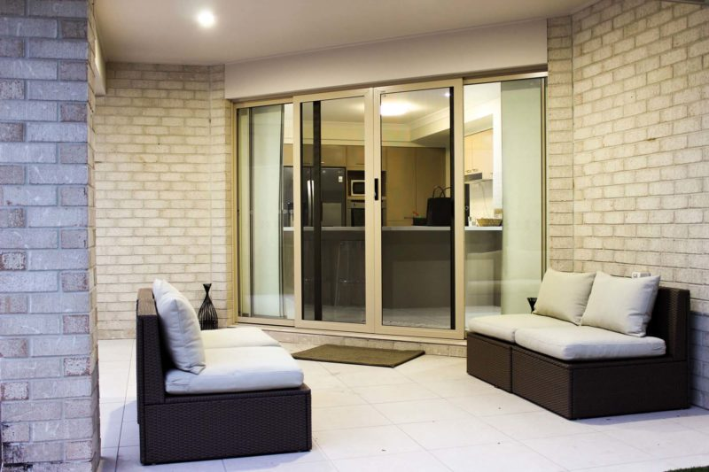 security screen doors in Brisbane