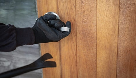 Improve your home security as the crime rate increases during COVID-19