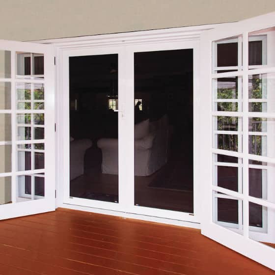 Security Screens for French Doors